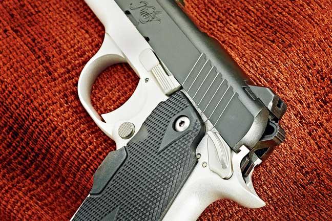 Kimber K6s Extended Grips