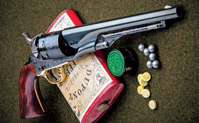 Shooting The Colt's Signature Series 1860 Army