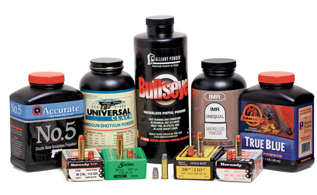 Handloading the  38 Special for Snubnose Revolvers