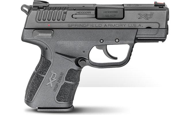 Springfield XD-E .45 ACP
