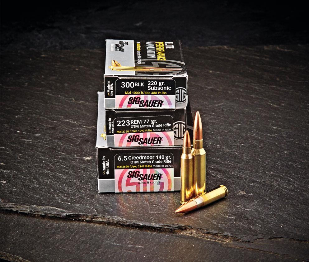 SIG Sauer's Elite Performance Ammunition - The Complete Stor