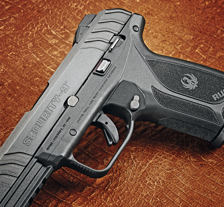 Ruger Security-9 Up Close