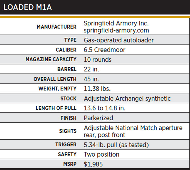 Review: Springfield Armory Loaded M1A