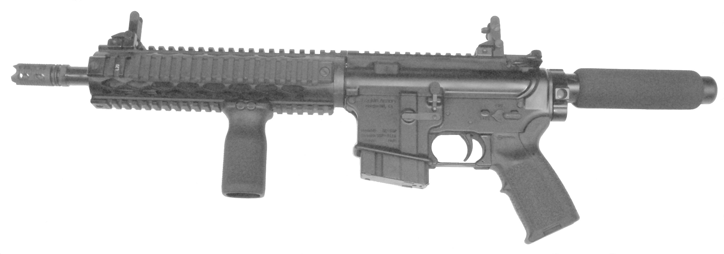 Franklin Arms XO-26 042711
