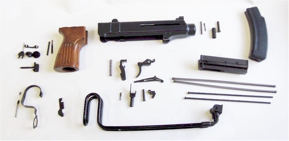 scorpion parts kit