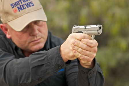 Kimber's new Solo Nine is a significant development in the evolution of self-defense handguns--a subcompact envelope chambered for a serious caliber.