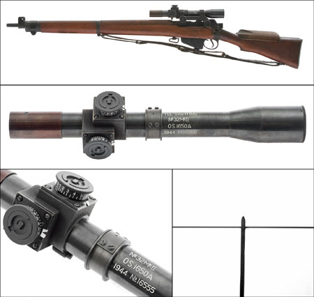 Numrich-Lee-Enfield-scope