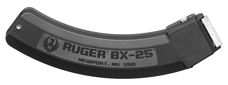 Ruger 25 rd. magazine
