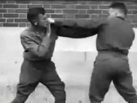 Word War I Hand to Hand Combat Training