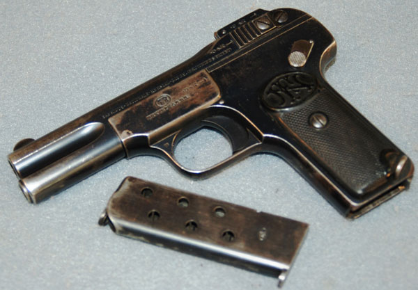 Question: I have a Browning Model 1900 .32ACP pistol with a very bad barrel. Due to