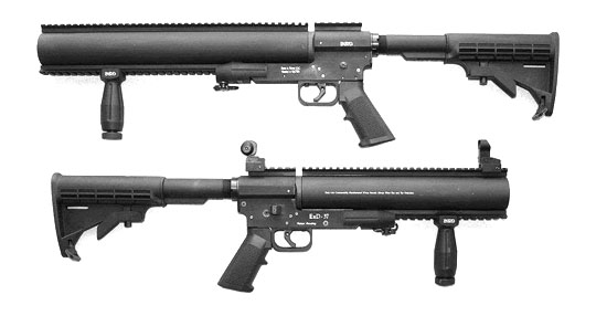 American Tactical Imports now offers the entire line of Bates & Dittus (B&D) 37mm launchers