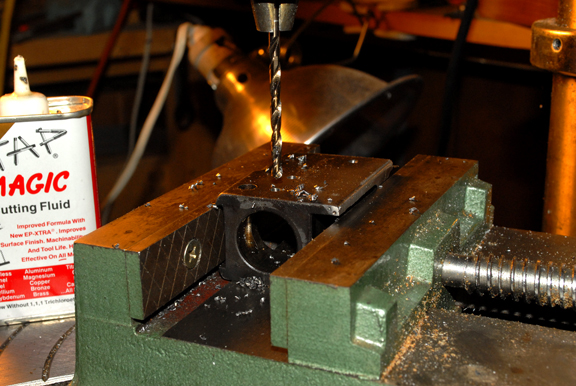 DSC_0003_Drilling the Front Trunnion