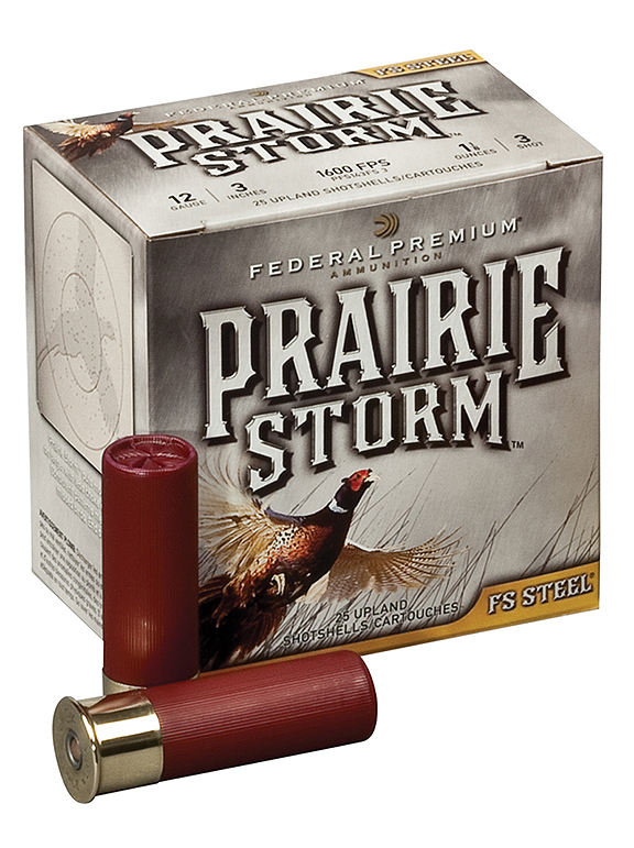 Federal Prairie Storm