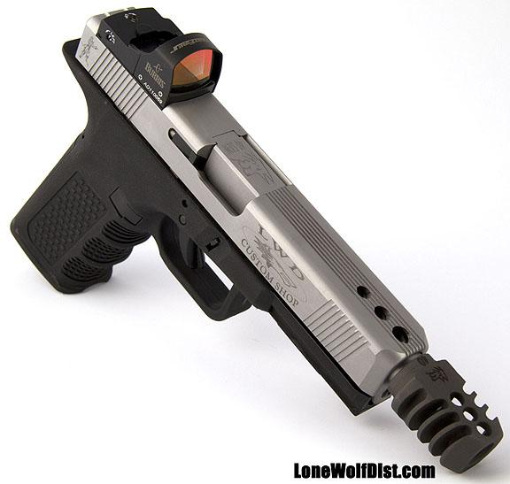LoneWolf Werewolf Glock