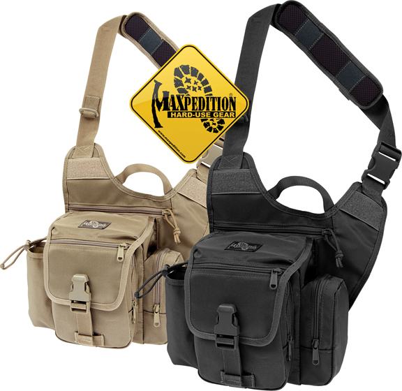 Maxpedition Bag and Pocket Organizer