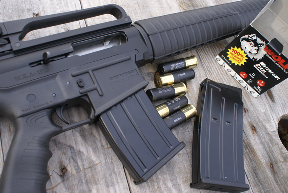 There seems to be no limit to what can be made to look like an AR-15, and now the breed has