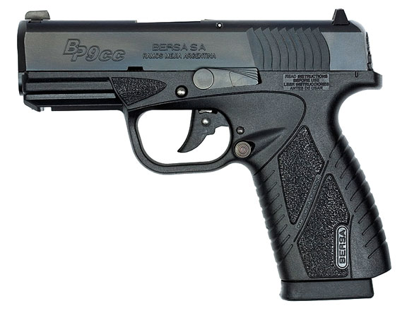Bersa BP Concealed Carry 9mm