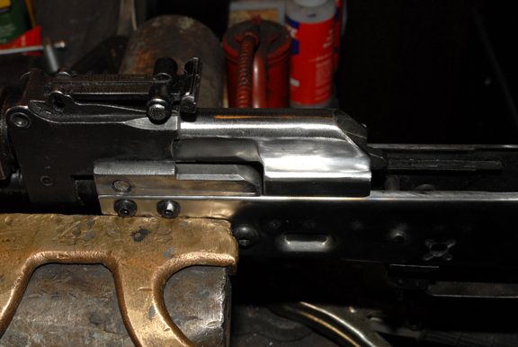 Building a Hybrid Yugoslav M70B1 from a Stub with Screws