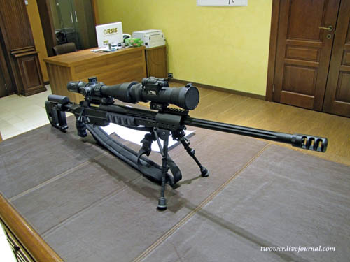 Making of Russia's ORSIS T-5000 Precision Rifle