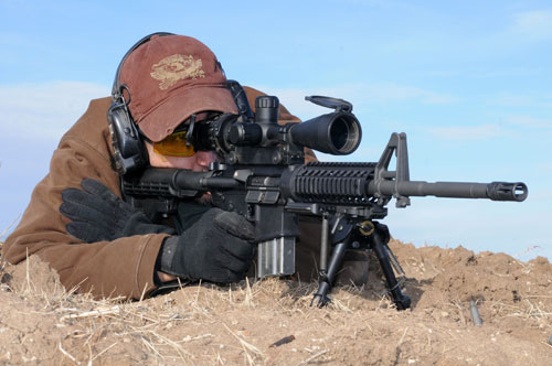 Previous multi-caliber guns have been horrendously expensive and availability of spare barrels and