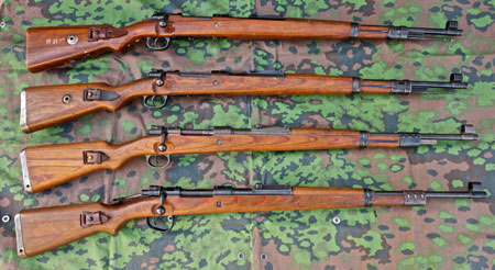 Small Arms of the Volkssturm