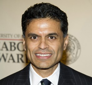 Time Magazine and CNN contributor Fareed Zakaria has been suspended after plagiarizing a New