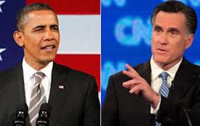Romney vs. Obama 101712