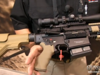 Heckler and Koch MR762 LRP Rifle