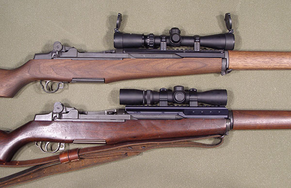 How to Mount a Scope on an M1 Garand