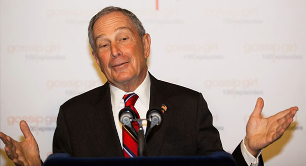 Bloomberg Brags About Illinois Congressional Primary