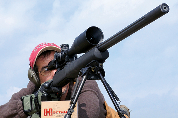 Flat Shooter: Savage Arms Model 12 Long Range Precision Review