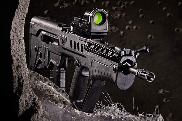 The Hebrew Hammer: IWI Tavor Review