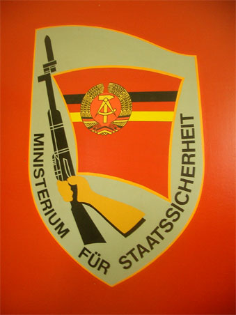 The Stasi was the secret police force of the former East Germany, and as its files were captured