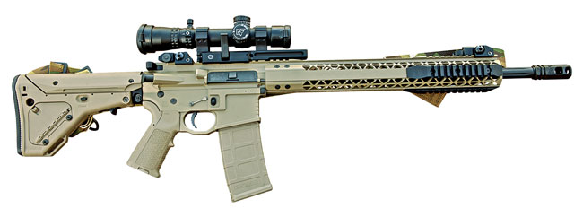 Black Rain Ordnance AR-15 Review