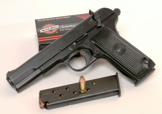 Century Arms Tokarev M70A Review