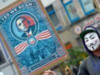 NSA-Protestor