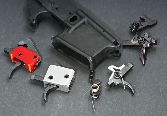 Picking the right trigger for your AR-15 can be a bit of a challenge these days, thanks to the vastness of the offerings
