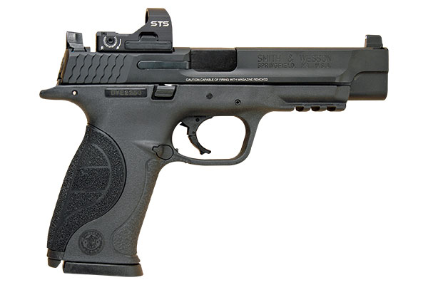 Smith & Wesson M&P9 C.O.R.E. Pro Series Pistol Review