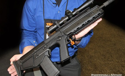 The new Kel-Tec RDB bullpup rifle is essentially the same weapon system as the original Kel-Tec