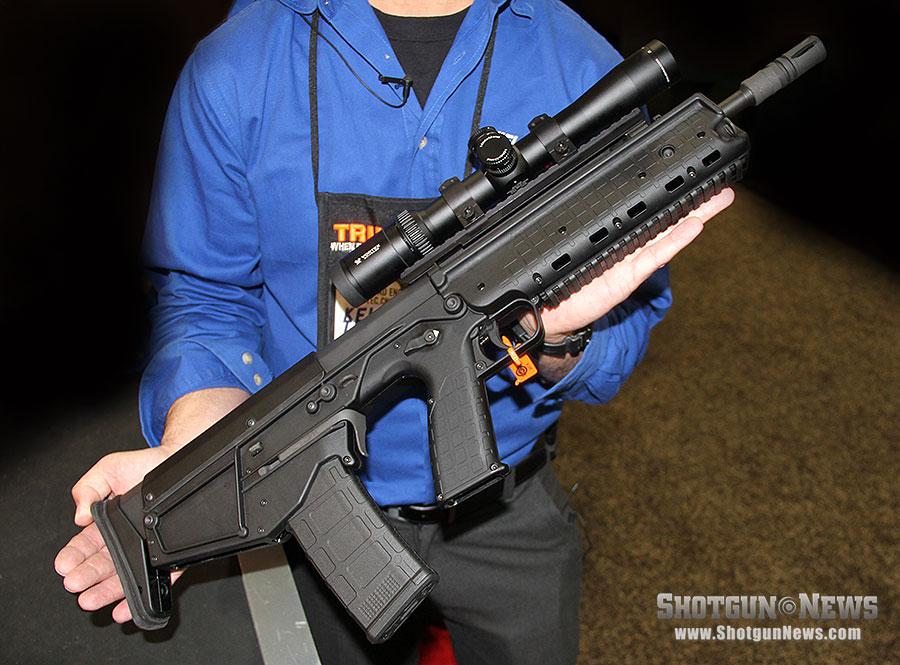 Introducing the kel tec rdb bullpup rifle firearms news