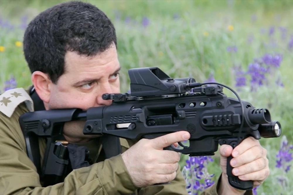Inside the Israeli Defense Forces, Part 3: Optics