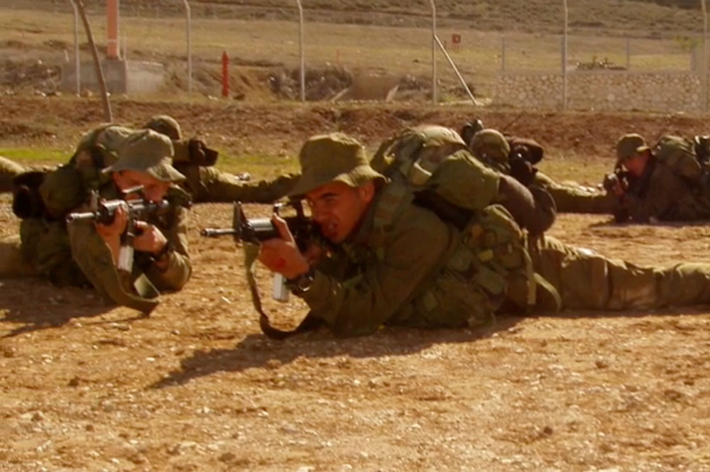 Inside the Israeli Defense Forces, Part 2: Ambush