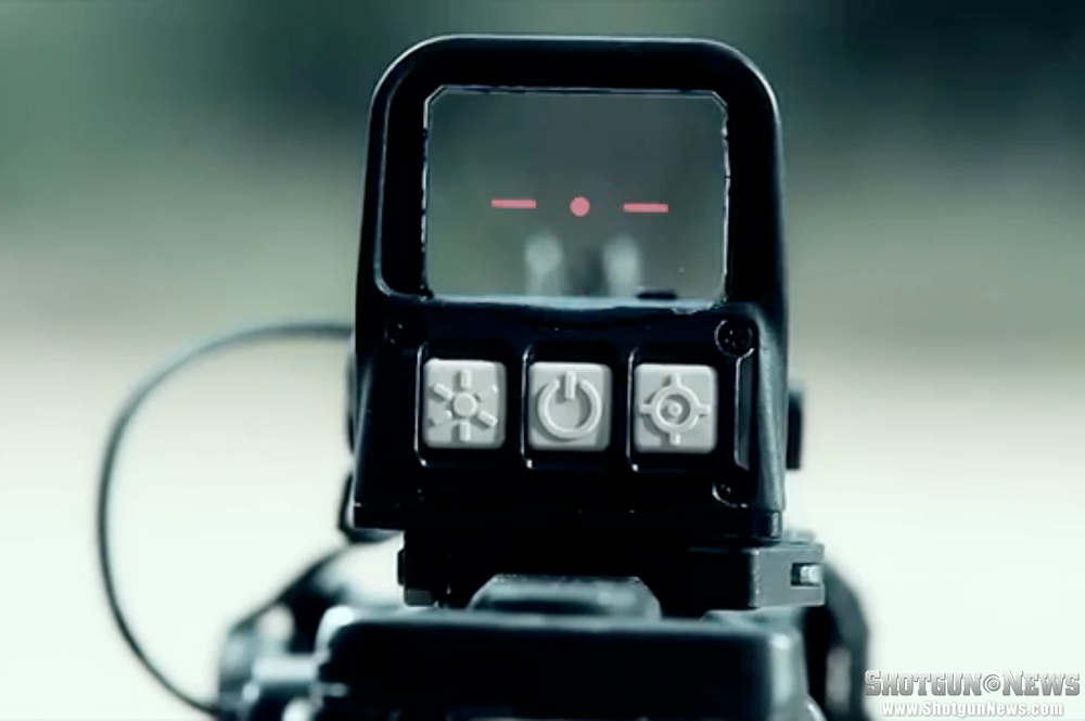 Inside the Israeli Defense Forces, Part 4: MSE Reflex Sight Manipulation