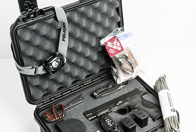 Recently Taurus introduced its First 24 Kits, which incorporate several basic survival tools with