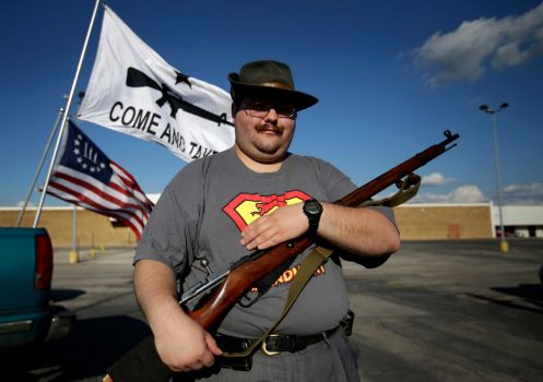 Open Carry Protests: Our Internal Dilemma