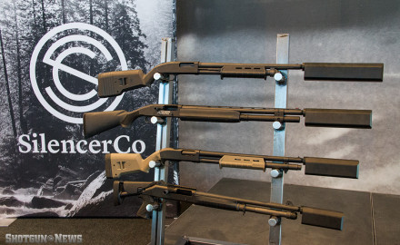 Utah-based SilencerCo released its newest product on July 21, the Salvo 12, which is the