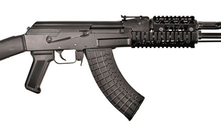Arsenal's SAM7R-66 Modern Sporting Rifle features a forged, milled receiver, original Bulgarian