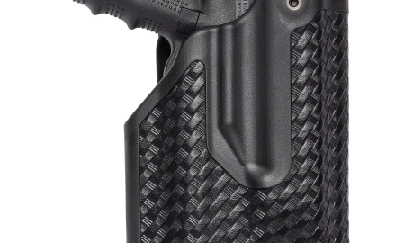 The EPOCH Level 3 Light Bearing Duty Holster is available for variety of popular Glock and Smith