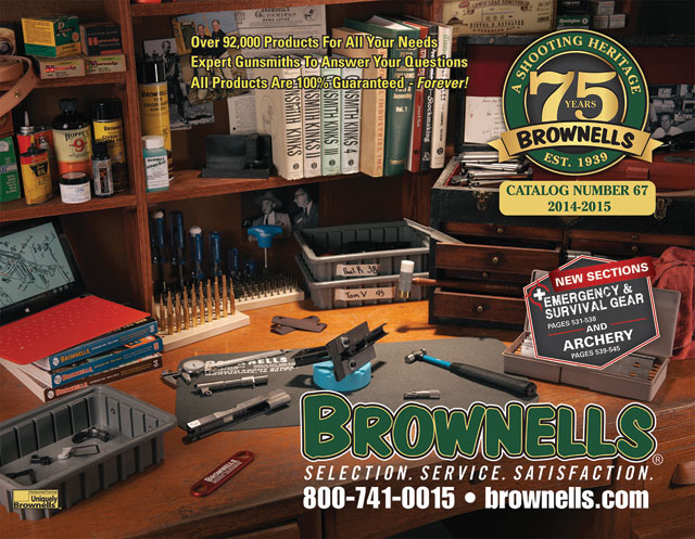 Brownells Catalog #67