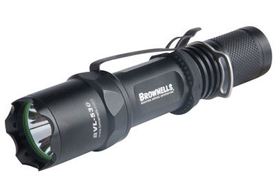 The BVL530 flashlight uses an ultra-reliable, shockproof, CREE XM-L2 LED emitter which produces 530